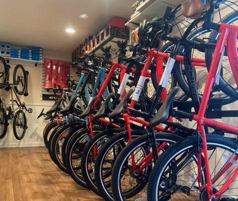 Pocono mtn bicycle shop