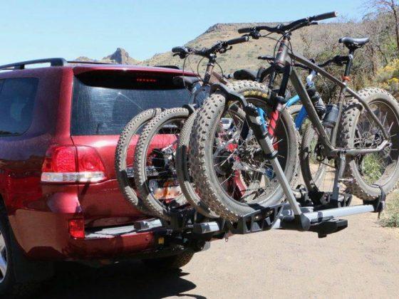 bike racks for cars